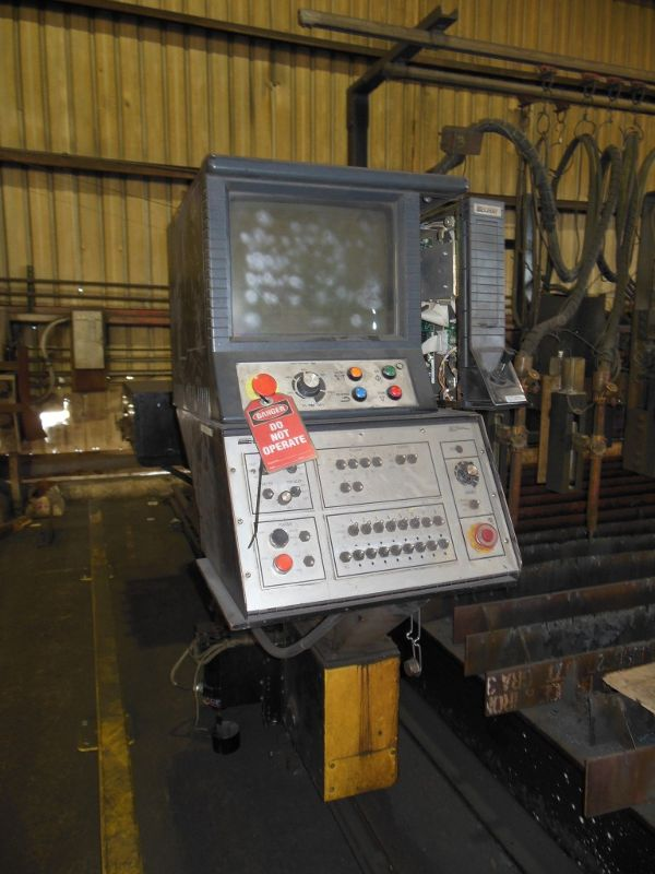 Hypertherm HyDefinition plasma cutting system upgrade